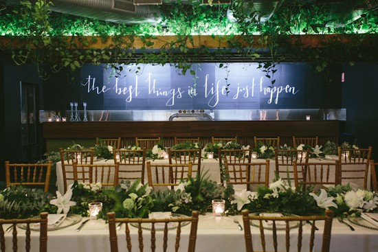 modern greenery wedding inspiration0008