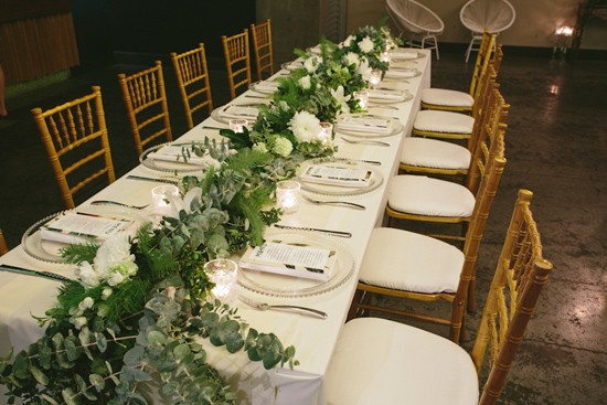 modern greenery wedding inspiration0014