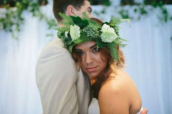 modern greenery wedding inspiration0066