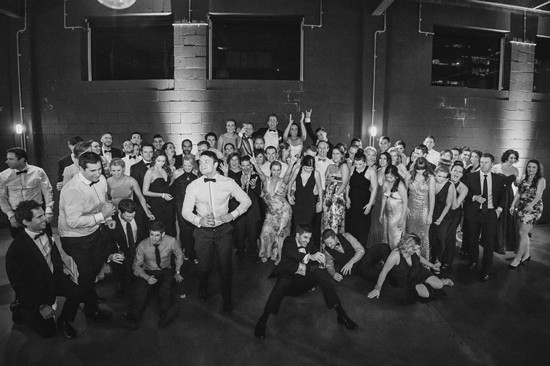 modern warehouse wedding0094