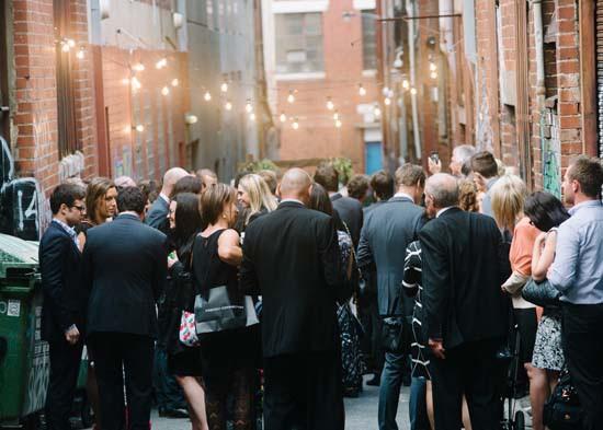 city laneway wedding0057