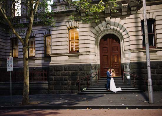 city laneway wedding0064