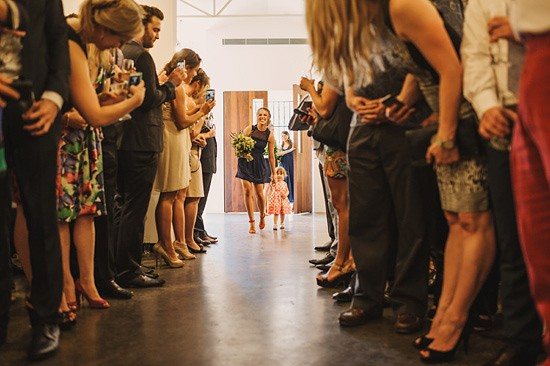fun art gallery wedding0029