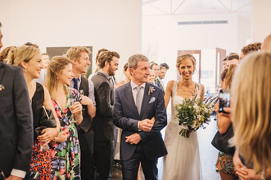 fun art gallery wedding0030