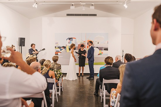 fun art gallery wedding0034