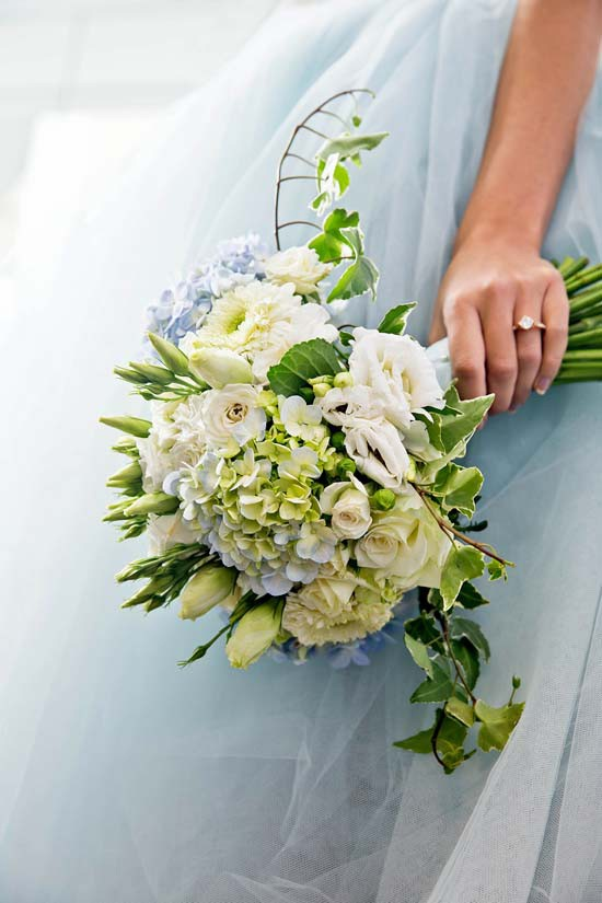 sparkling silver bridal shower ideas0096