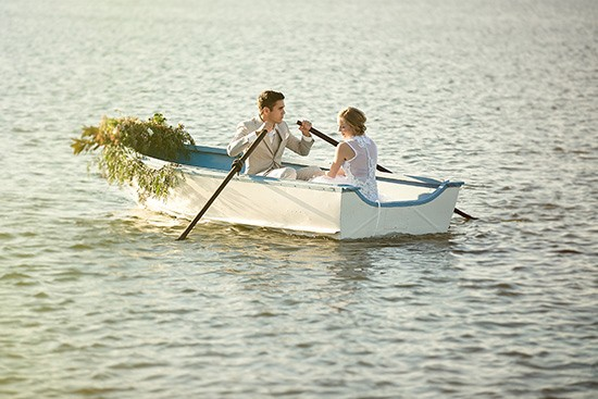 vintage rowboat wedding inspiration0004