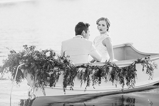 vintage rowboat wedding inspiration0020