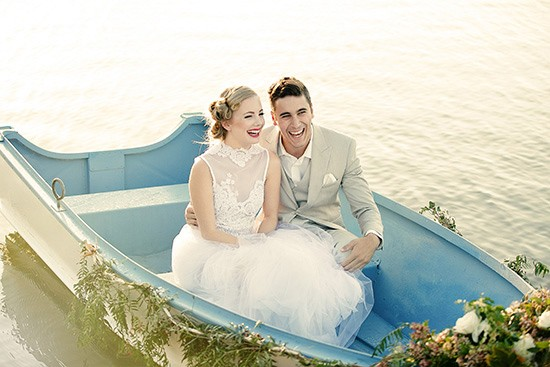 vintage rowboat wedding inspiration0025