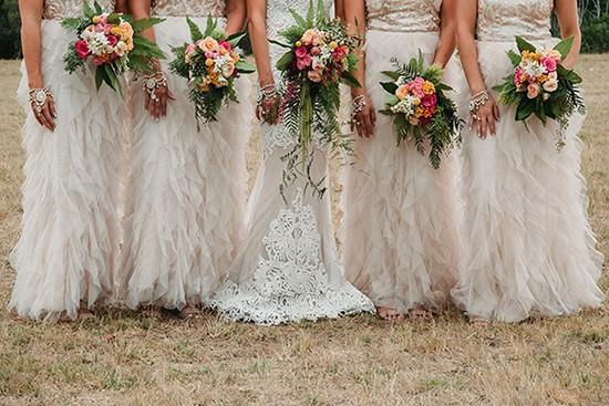 eclectic bohemian wedding0045