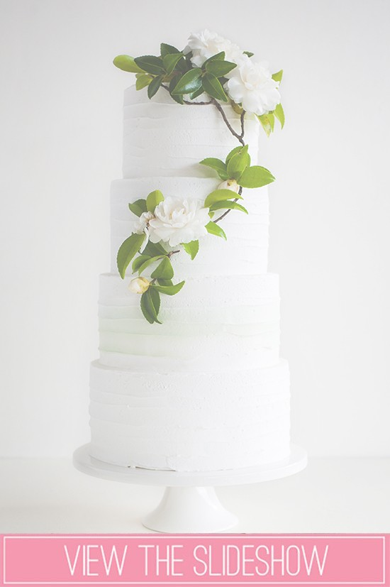 Winter Wedding Cake Miss Ladybird Cakes