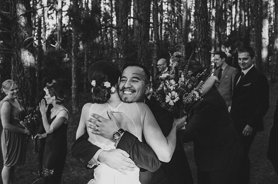 pine forest wedding0072