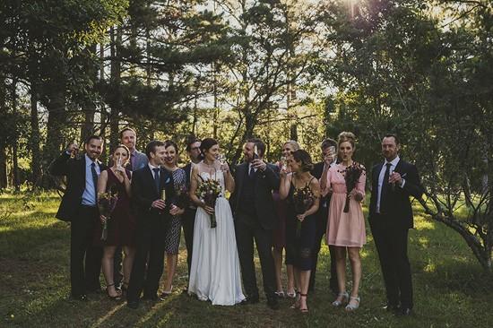 pine forest wedding0083