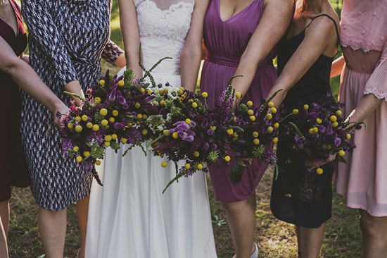 pine forest wedding0088
