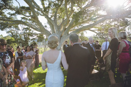 yandina station summer wedding
