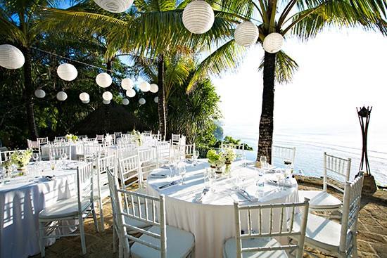 Bali Summer Wedding Venue