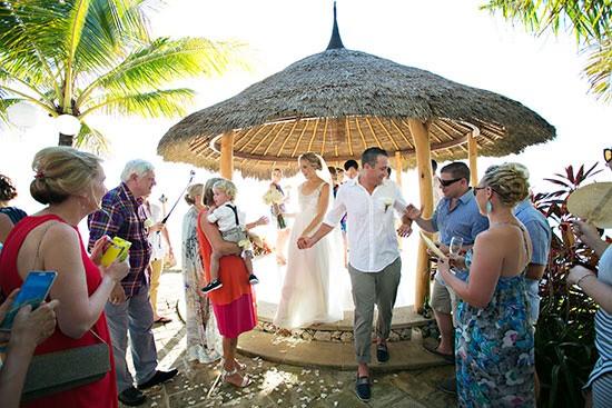 Bali Trpical Wedding