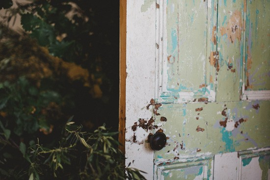 Butterland door
