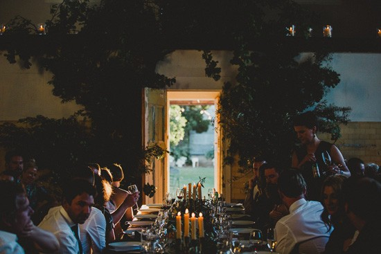 Candlelit Butterland wedding