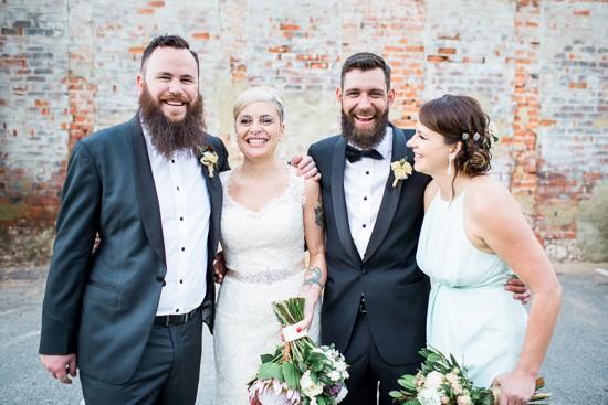 Fremantle Bridal party