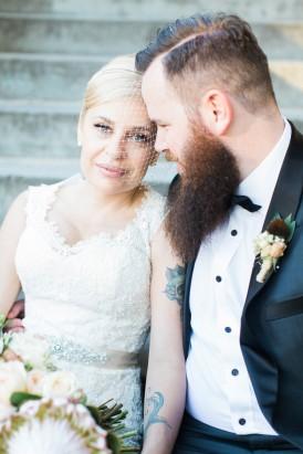 Fremantle Wedding Portrait