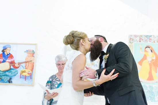 Jane Bartlett Wedding Ceremony