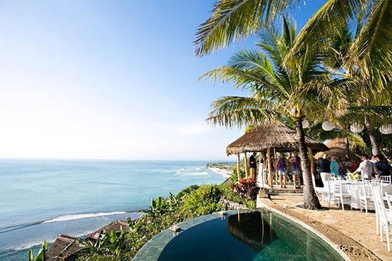 Micks Place Bali Wedding Ceremony