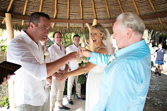 Micks Place Wedding Ceremony
