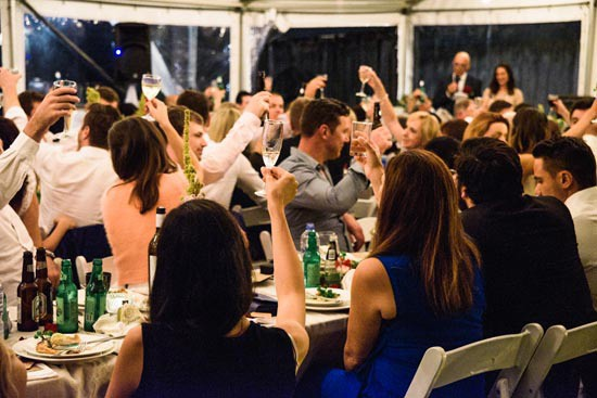 alverstoke wedding reception