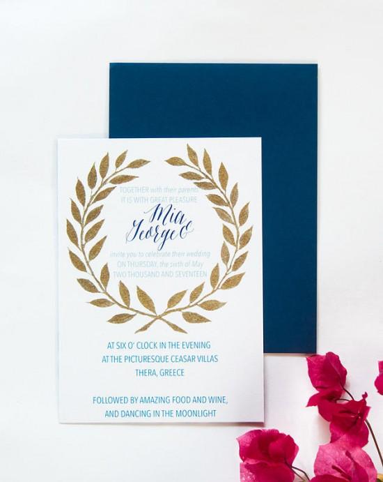 watercolour wedding invitations0010