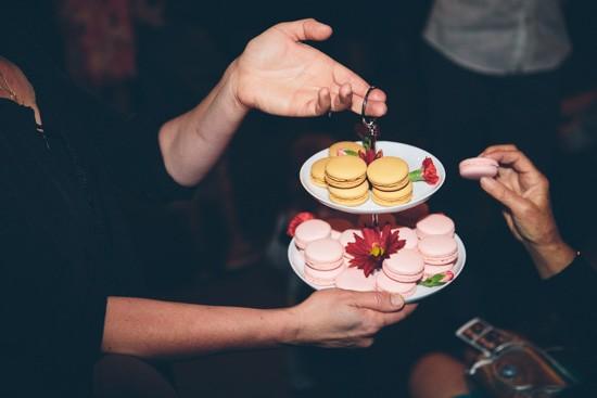Adealide macarons