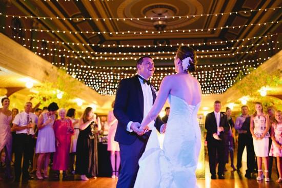 Fitzroy Wedding dance