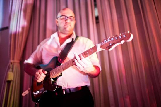 Musician at Gunners Barracks