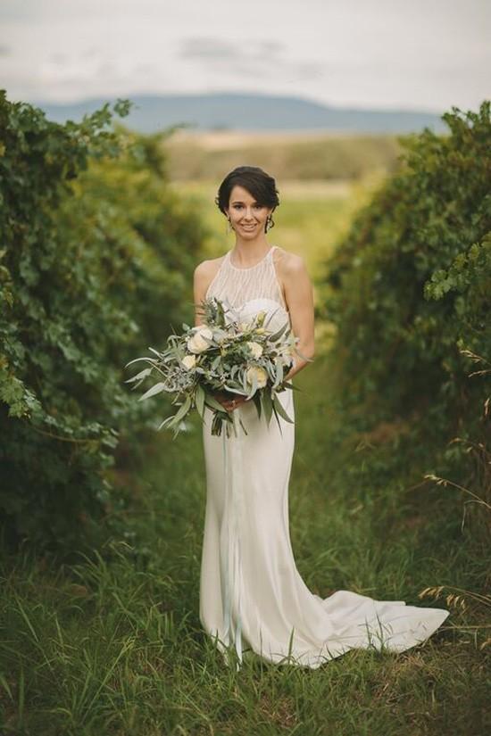 Susan Ogg bridal Gown