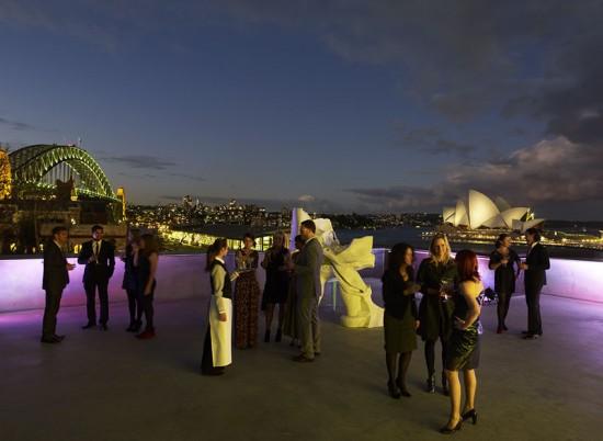 Sydney Rooftop Wedding