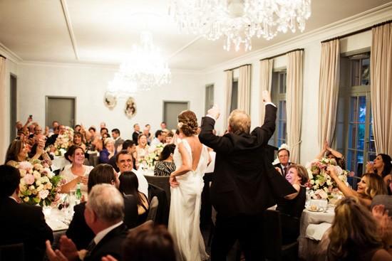 Wedding reception at Gunners Barracks