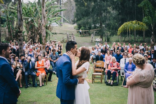 Batemans Bay marriage ceremony