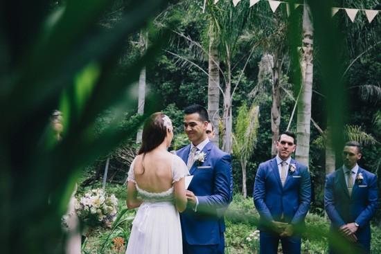 Batemans Bay wedding ceremony