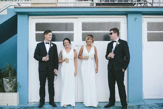 Brisbane bridal party