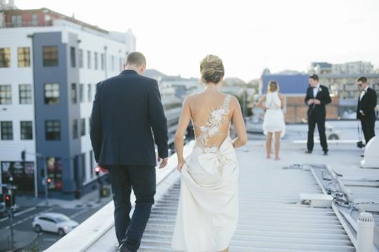 Brisbane rooftop wedding