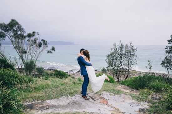 Coast wedding photos
