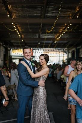 Gold coast market bride and groom