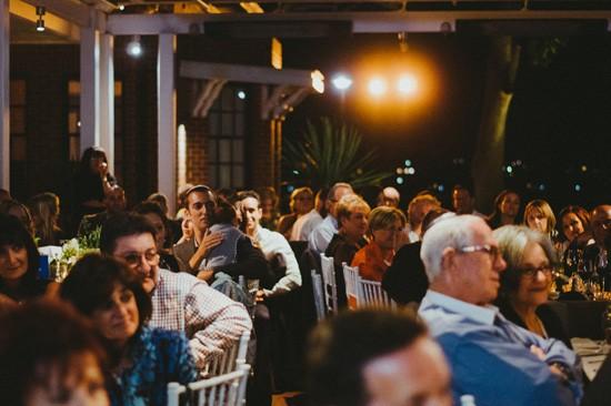 Guests at Perth wedding