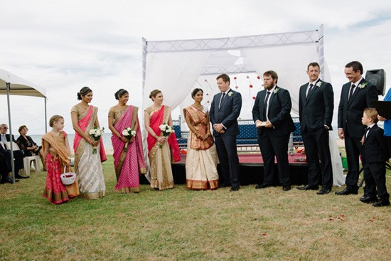 Indian wedding ceremony Australia