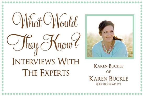 Karen Buckle