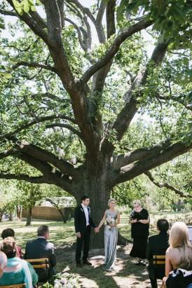 Melbourne wedding ceremony