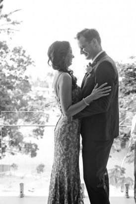 Newlyweds in Broadbeach