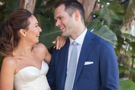 Newlyweds in Sydney