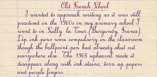 Old French School
