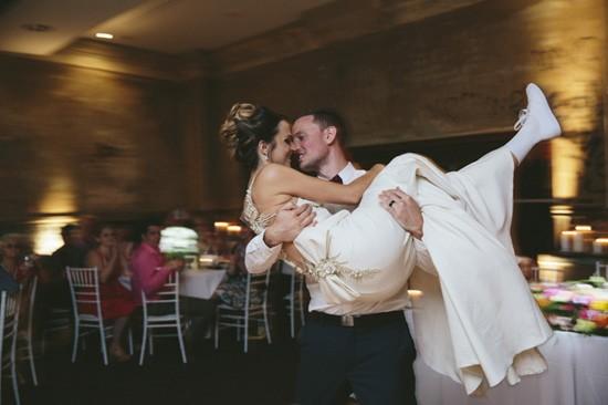 Surprise first dance